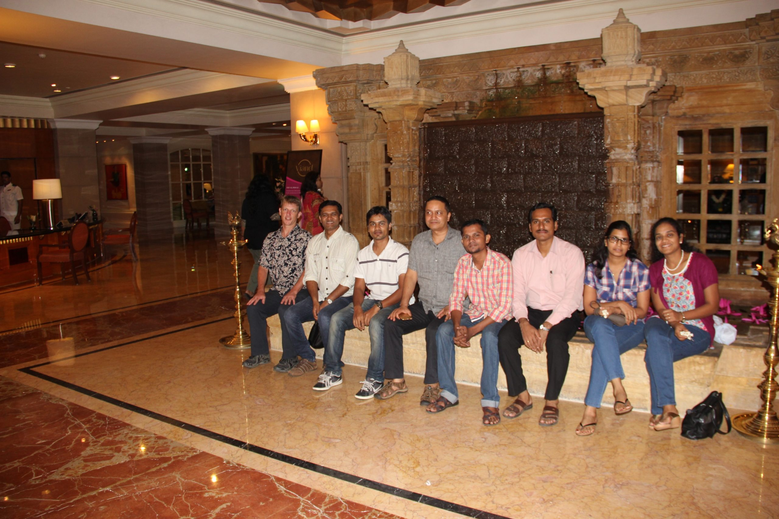 Group meeting picture 2
