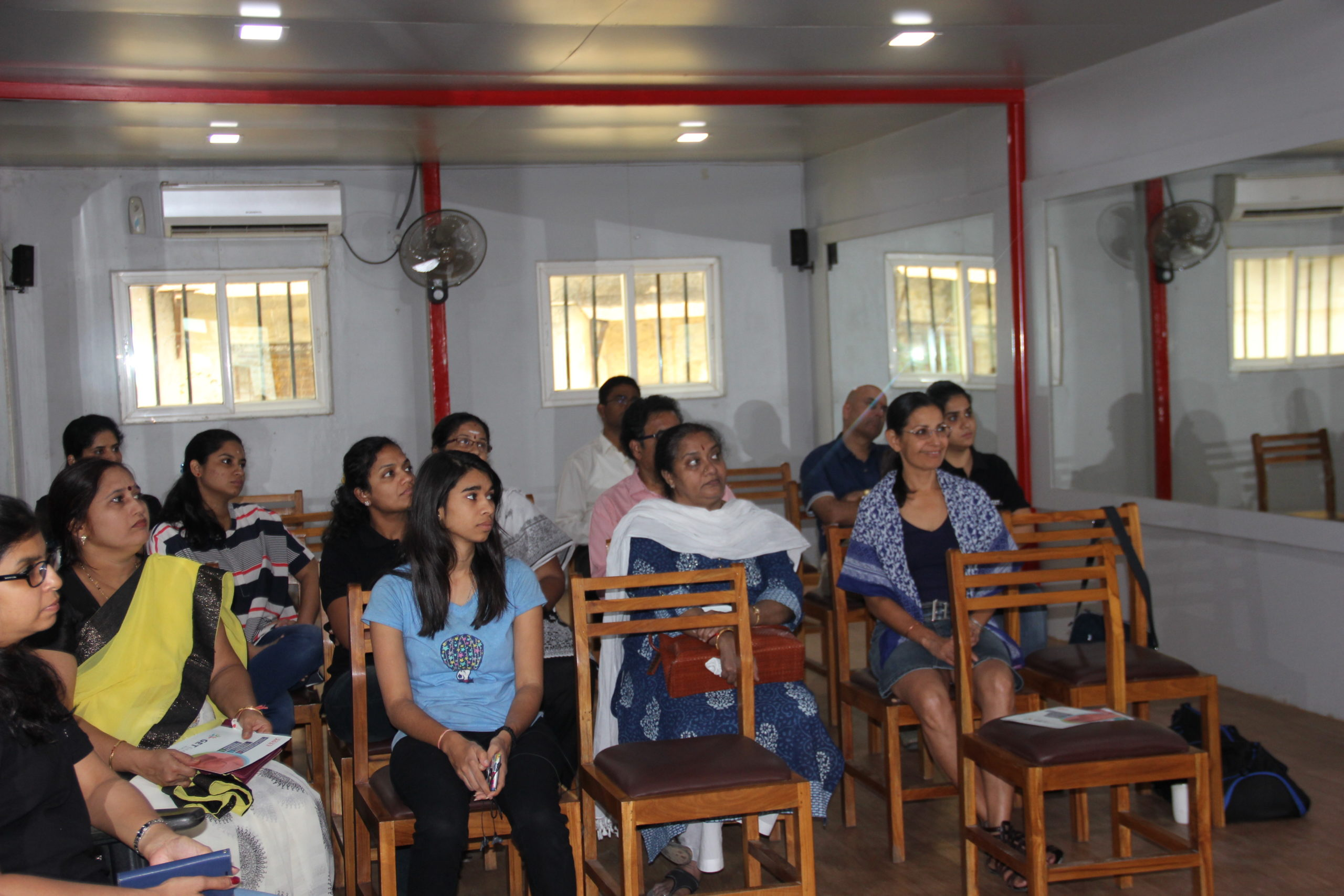 Group meeting picture 5