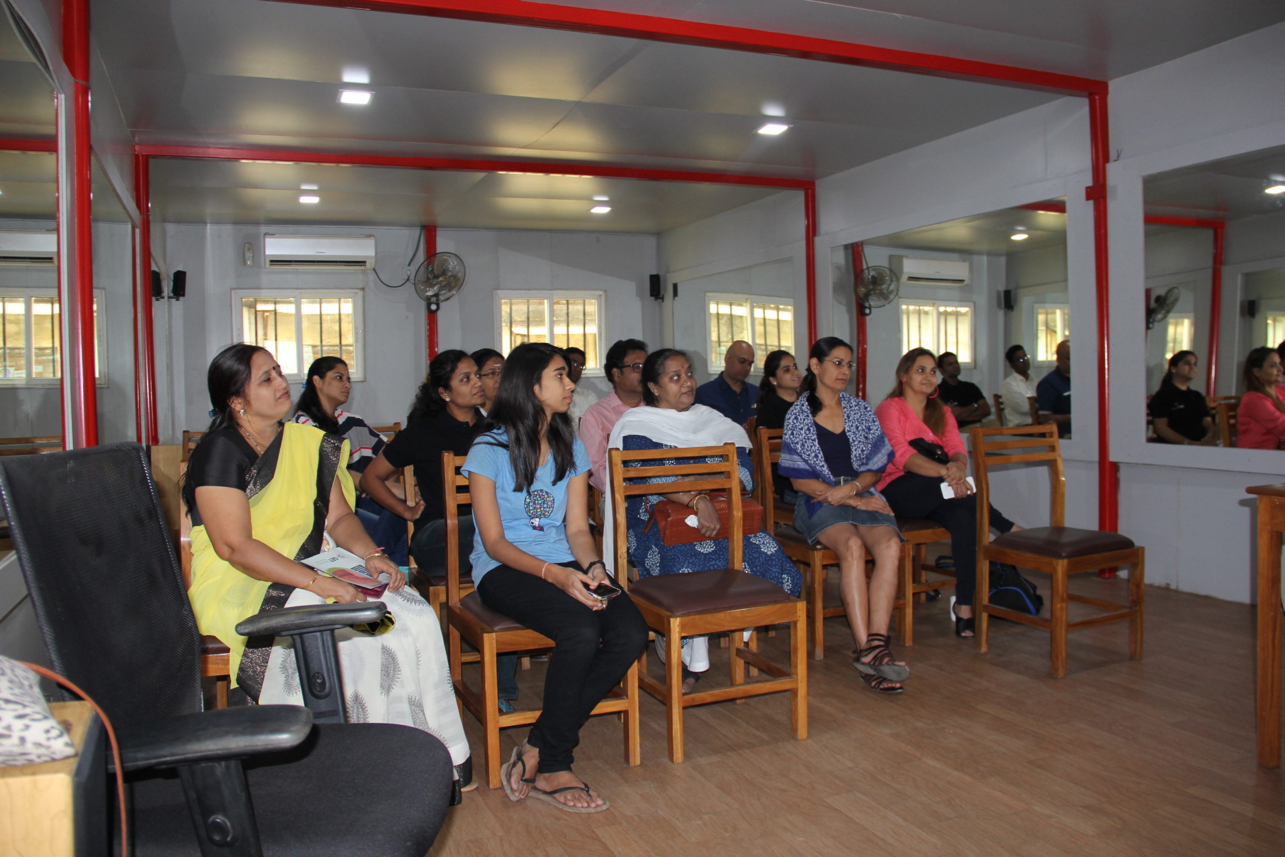 Group meeting picture 8