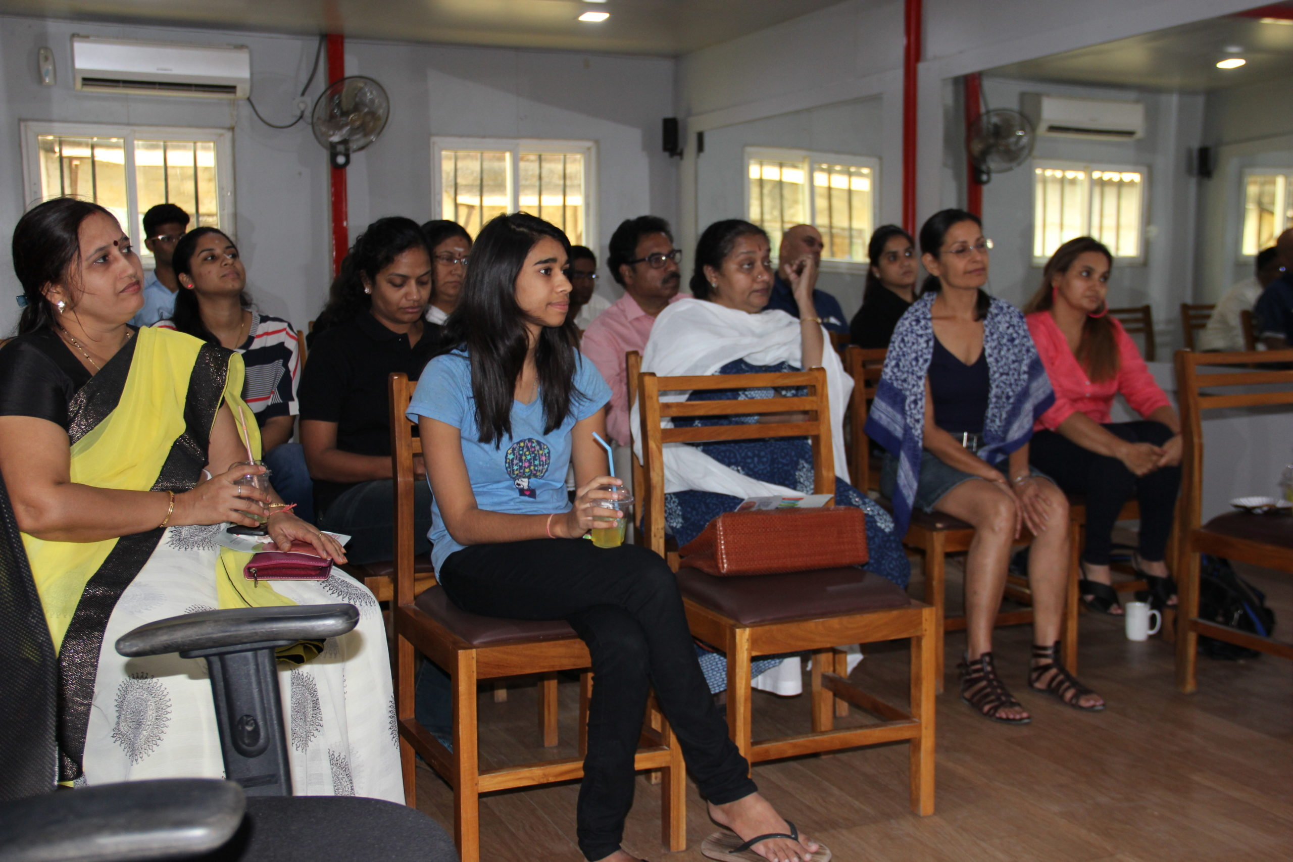 Group meeting picture 9